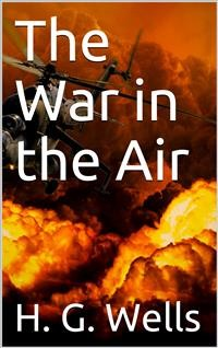 Cover The War in the Air