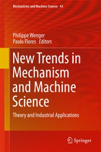 Cover New Trends in Mechanism and Machine Science