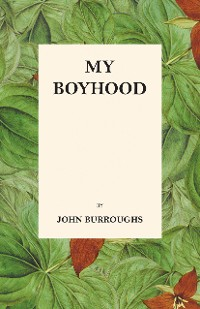 Cover My Boyhood