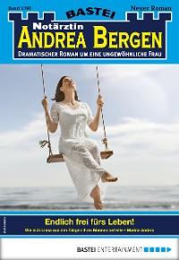 Cover Notärztin Andrea Bergen 1399 - Arztroman