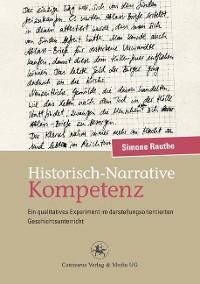 Cover Historisch-Narrative Kompetenz