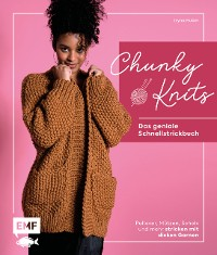 Cover Chunky Knits – das geniale Schnellstrickbuch