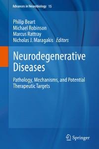 Cover Neurodegenerative Diseases