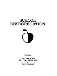 Cover School Desegregation