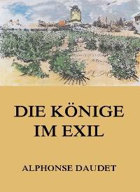 Cover Die Könige im Exil