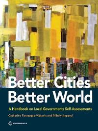 Cover Better Cities, Better World