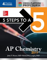 Cover 5 Steps to a 5 AP Chemistry 2017 Cross-Platform Prep Course