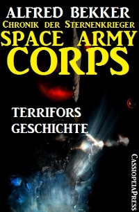 Cover Space Army Corps - Terrifors Geschichte