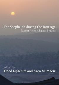 Cover The Shephelah during the Iron Age