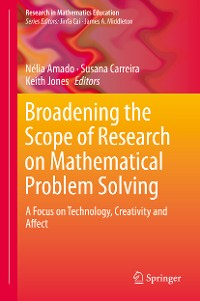 Cover Broadening the Scope of Research on Mathematical Problem Solving