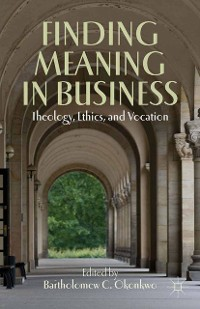 Cover Finding Meaning in Business