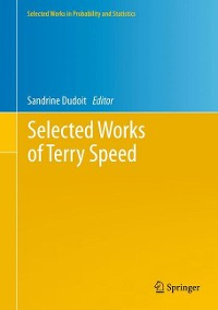 Cover Selected Works of Terry Speed