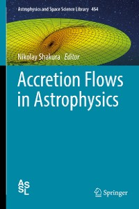 Cover Accretion Flows in Astrophysics