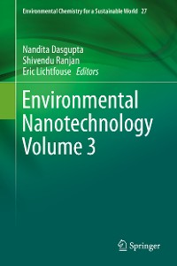 Cover Environmental Nanotechnology Volume 3