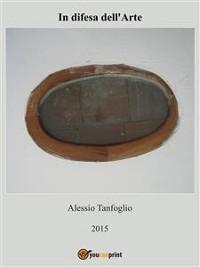 Cover In difesa dell'arte