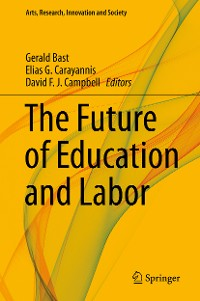 Cover The Future of Education and Labor