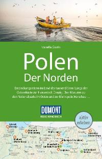 Cover DuMont Reise-Handbuch Reiseführer Polen, Der Norden