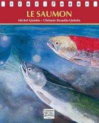Cover Cine-faune - Le saumon
