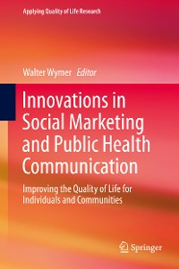Cover Innovations in Social Marketing and Public Health Communication