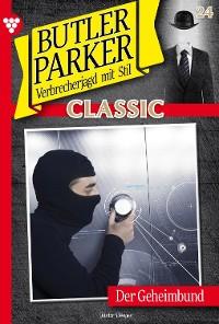 Cover Butler Parker Classic 24 – Kriminalroman