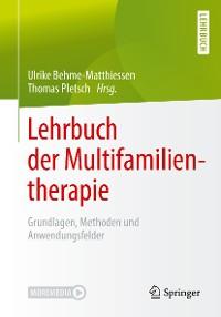Cover Lehrbuch der Multifamilientherapie