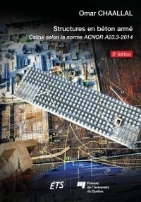 Cover Structures en beton arme, 3e edition