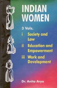 Cover Indian Women: Society And Law