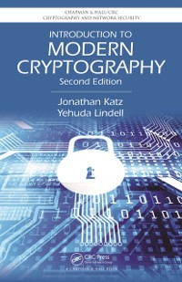 Cover Introduction to Modern Cryptography