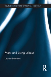 Cover Marx and Living Labour