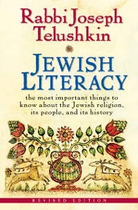 Cover Jewish Literacy Revised Ed