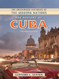 Cover The History of Cuba