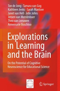 Cover Explorations in Learning and the Brain