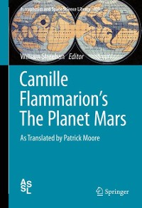 Cover Camille Flammarion's The Planet Mars