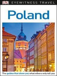 Cover DK Eyewitness Travel Guide Poland