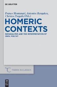 Cover Homeric Contexts