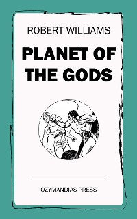 Cover Planet of the Gods