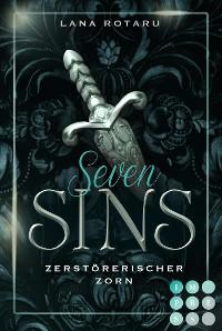 Cover Seven Sins 5: Zerstörerischer Zorn