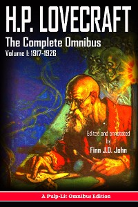 Cover H.P. Lovecraft, The Complete Omnibus Collection, Volume I: