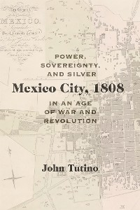 Cover Mexico City, 1808