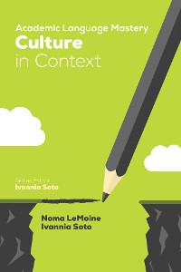 Cover Academic Language Mastery: Culture in Context