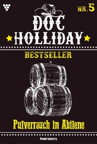 Cover Doc Holliday Bestseller 5 – Western