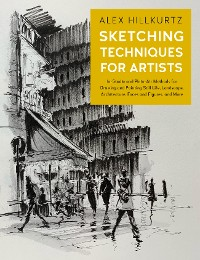 Cover Sketching Techniques for Artists