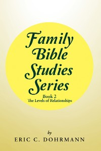 Cover Family Bible Studies Series
