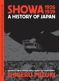 Cover Showa 1926-1939: