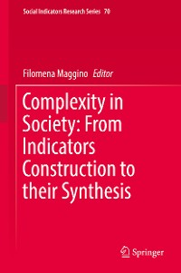 Cover Complexity in Society: From Indicators Construction to their Synthesis