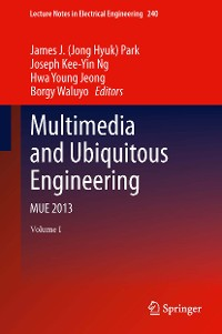Cover Multimedia and Ubiquitous Engineering