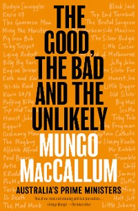 Cover The Good, the Bad and the Unlikely