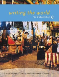 Cover Writing the World
