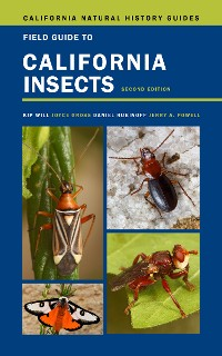 Cover Field Guide to California Insects