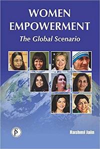Cover Women Empowerment (The Global Scenario)
